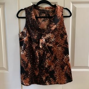 The Limited brand sleeveless blouse in medium